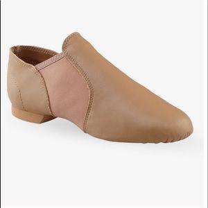 Capezio E-series slip on jazz shoe size 12 toddler